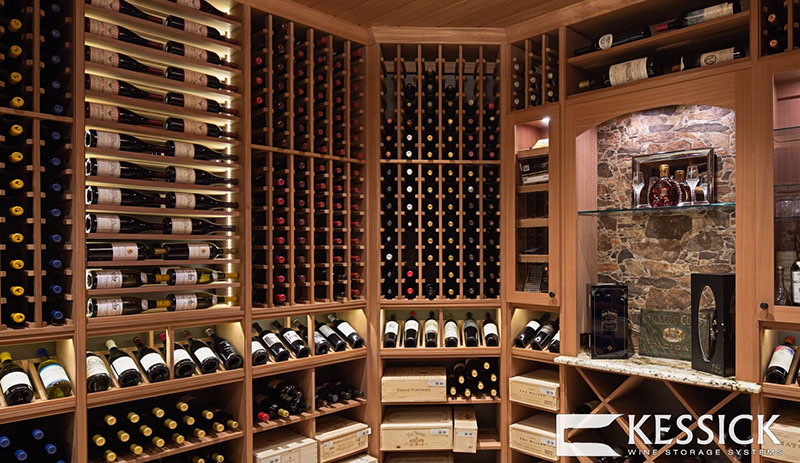 Kessick Wine Storage