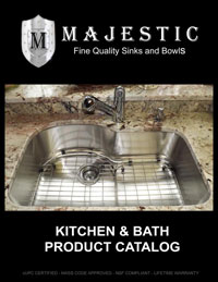 Majestic Sinks and Bowls represented by Rave Reps LLC