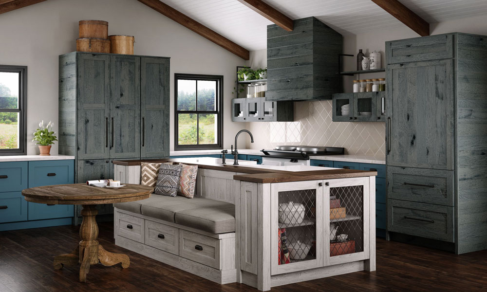 Woodland Cabinetry - Patina