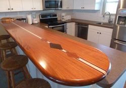 Southside Woodshop Custom Wood Countertops and Islands represented by Rave Reps LLC